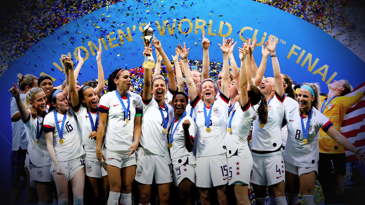 Not the U.S. women's soccer should get equal pay?