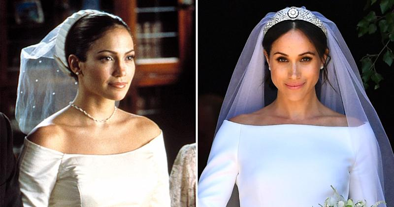 The Wedding Planner Costume Designer Also Thought Meghan