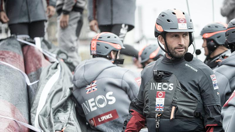 Sir Ben Ainslie hails 'game-changing' AWS technology in America's Cup bid