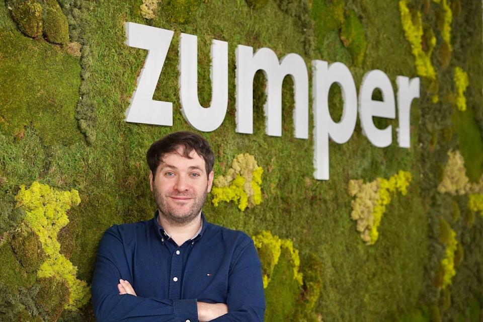 Anthemos Georgiades, founder and CEO of Zumper.