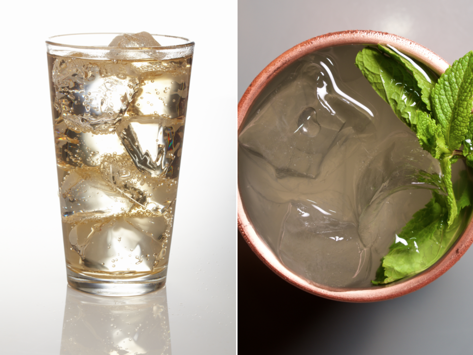 What's the Difference Between Ginger Ale and Ginger Beer?
