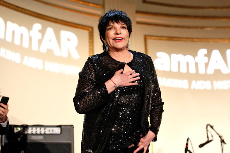 Liza Minnelli says mother Judy Garland would have 'laughed
