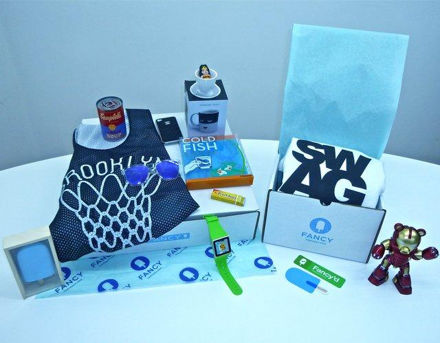 Pinterest Competitor The Fancy Launches Subscription Box Service