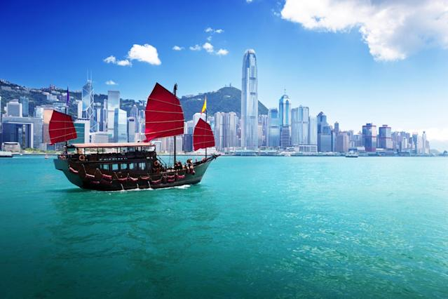 <p>No. 14: Hong Kong<br>Number of millionaire households: 228,000<br>(IakovKalinin via Getty Images) </p>