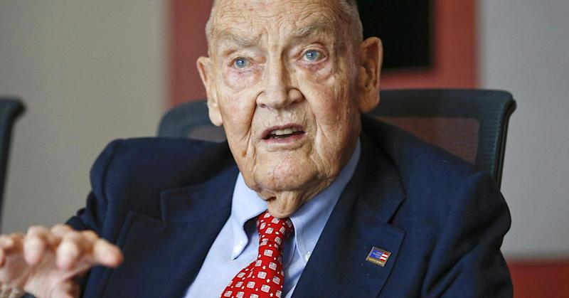 Jack Bogle's 5 bold investment predictions for 2018 and beyond