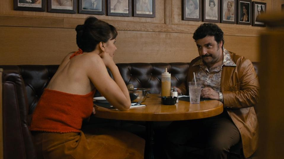 "David Krumholtz in der HBO-Serie ""The Deuce"". (Bild: ddp)"