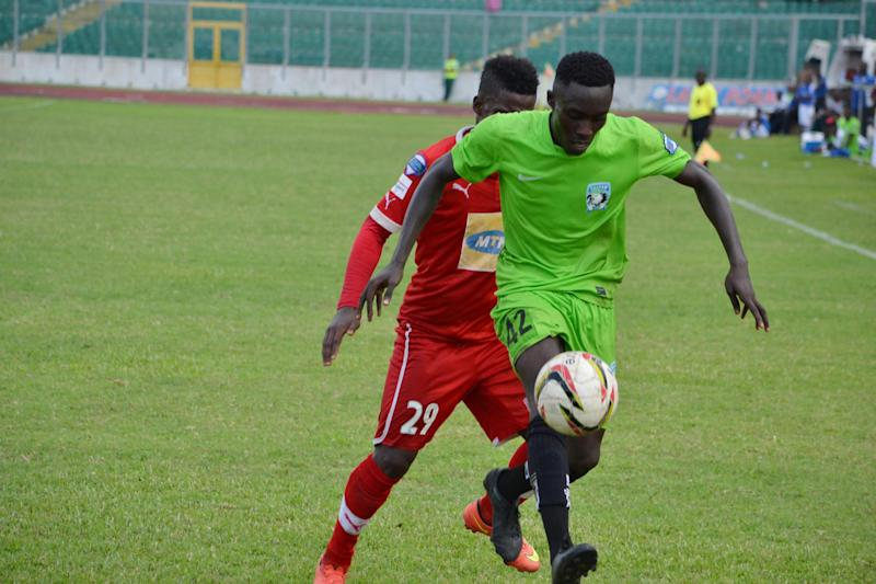 FA Cup round 32: Hearts, Kotoko handed lower-tier clubs