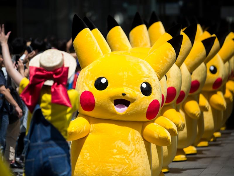 Tencent Teams Up With Nintendo-Backed Pokemon to Create Games