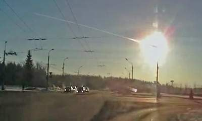 Russia Meteor Shock 'Went Twice Around Earth'