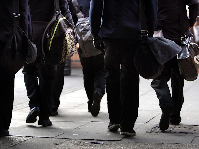 Secondary school pupils account for 81 per cent of permanent exclusions: PA