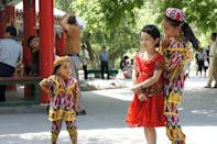 """Canadian couple Gary and Andrea Dyck said that after riots in 2009, """"traditional Uyghur neighborhoods had started to be dismantled"""""""