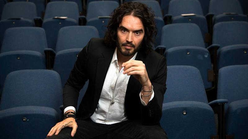 Russell Brand Marries Longtime Girlfriend Laura Gallacher