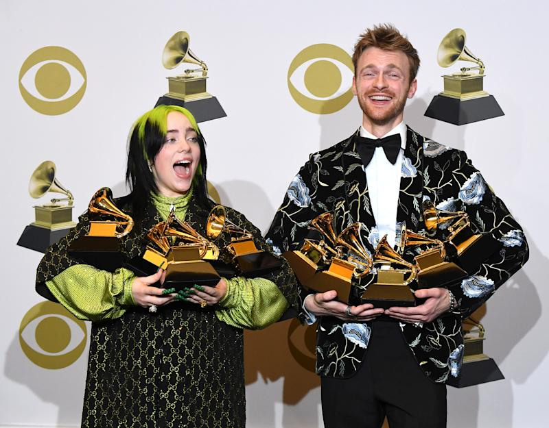 62nd Annual GRAMMY Awards - Press Room