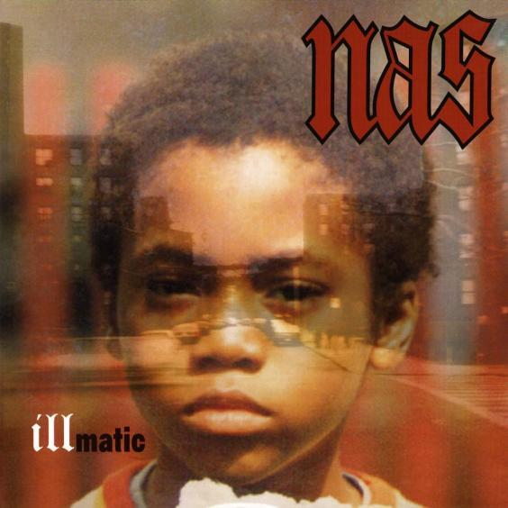 Illmatic, the debut studio album from rapper Nas