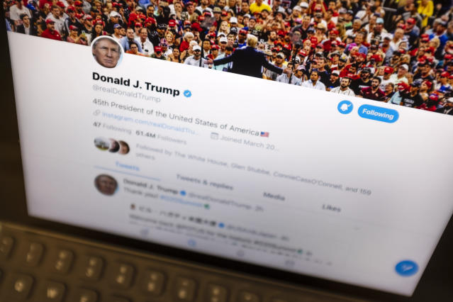 How much do Trump tweets swing the market? Check