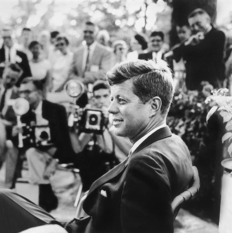 Objects from JFK assassination go on display in DC