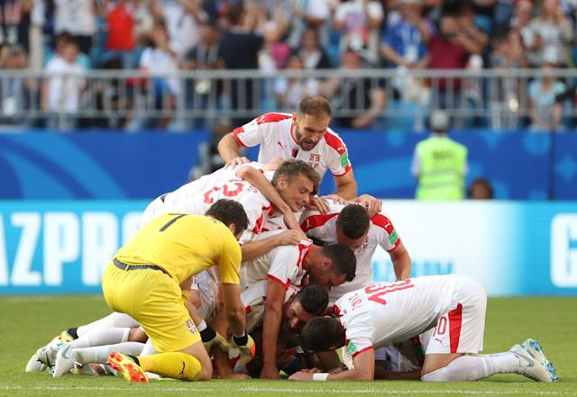 Serbia vs Switzerland: World Cup 2018 prediction, betting tips, odds, kick-off time, team news and line-ups, what TV channel, live stream online, head to head