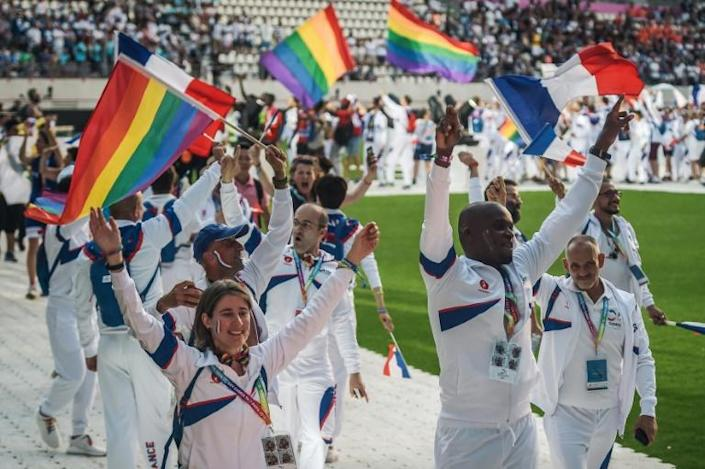 The decision means the only place in Asia to have legalised same-sex marriage will not be at the continent's first ever Gay Games