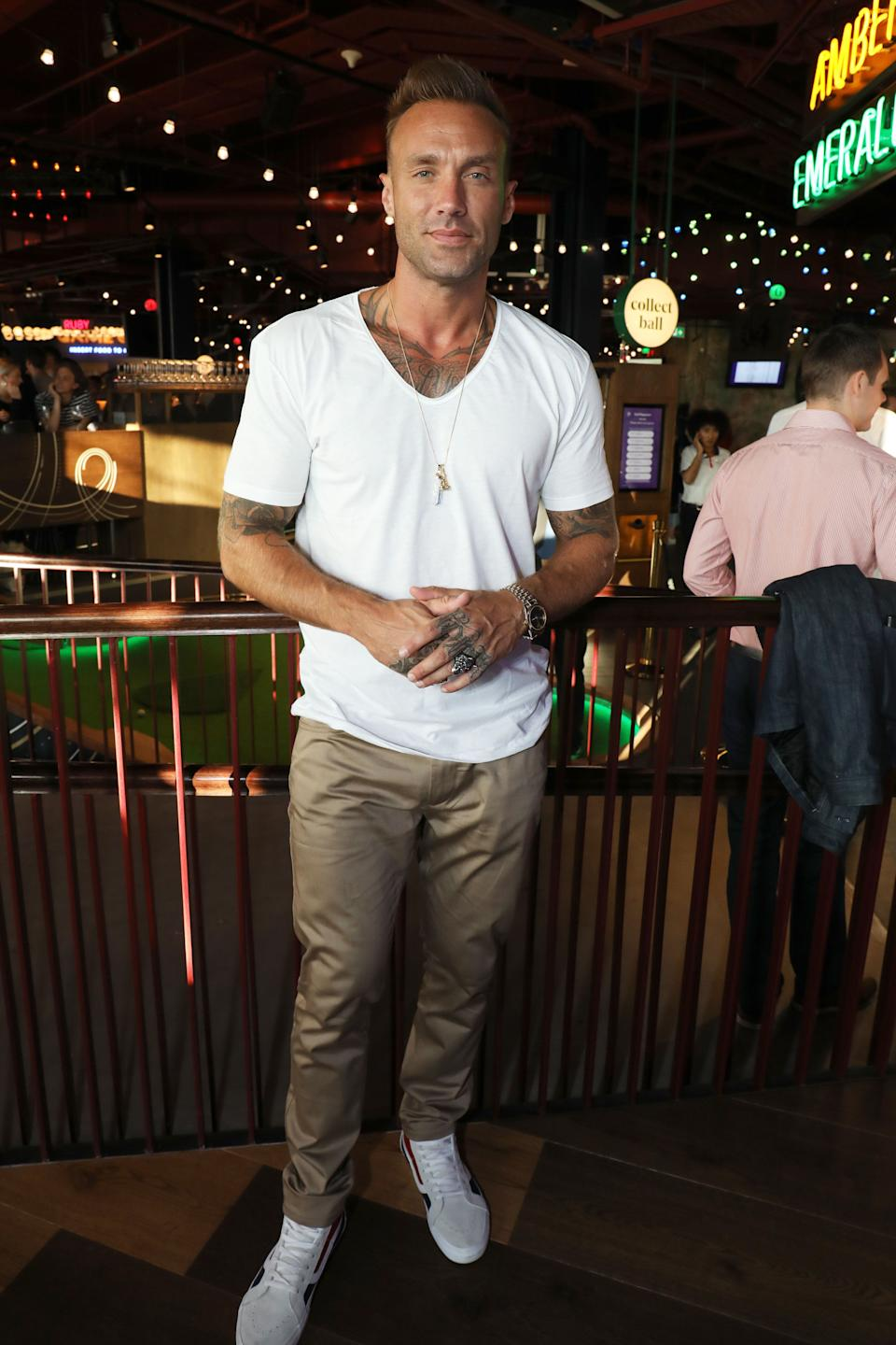 Calum has a number of strings to his reality TV bow, and frankly each of them is more obscure than the last.<br /><br />You may well have seen him finish in third place in 2015's CBB final, returning to the house two years later, or his stint on Celebs Go Dating.<br /><br />However, his appearances on Celebrity Love Island, Famously Single and his own show, Totally Calum Best, are a bit more obscure. And as for Celebrity Bainisteoir - we're still not exactly sure what that is...