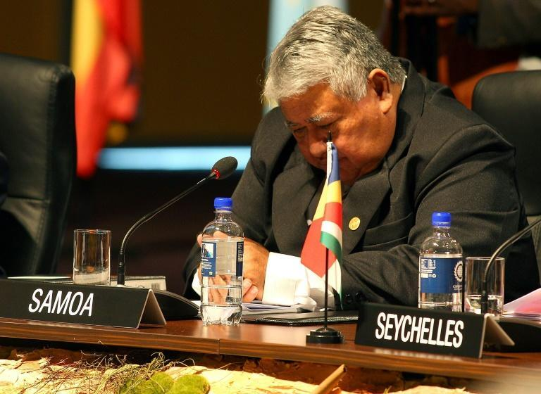 Malielegaoi appointed himself foreign minister and chairman of the Samoa Rugby Union -- a high profile role in the rugby-mad nation