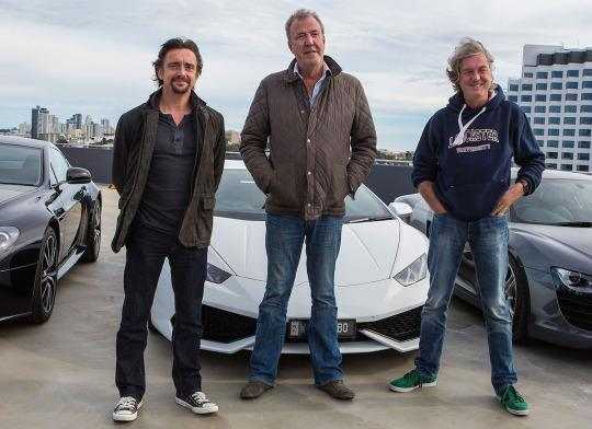 Top Gears Clarkson Hammond And May Reuniting For Amazon Prime Car Show - Car show on amazon