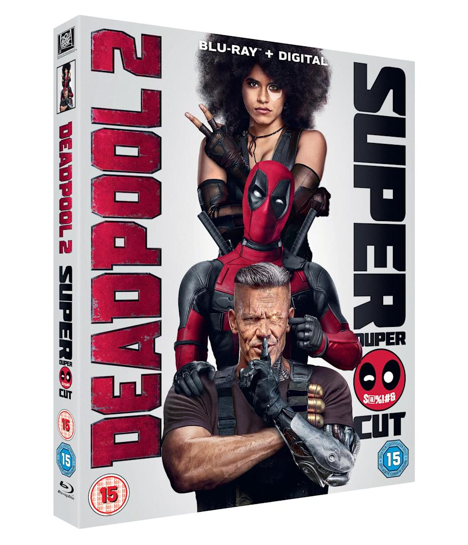 Blockbuster Video is making a Super Duper return to the UK on 17 September 2018 celebrating the release of Deadpool 2 on Digital Download, Blu-ray™ and DVD (20th Century Fox)