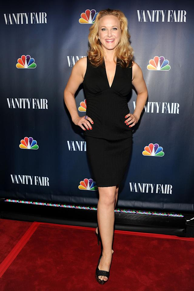 NEW YORK, NY - SEPTEMBER 16: Actress Katie Finneran attends NBC's 2013 Fall Launch Party Hosted By Vanity Fair at The Standard Hotel on September 16, 2013 in New York City. (Photo by Ben Gabbe/Getty Images)