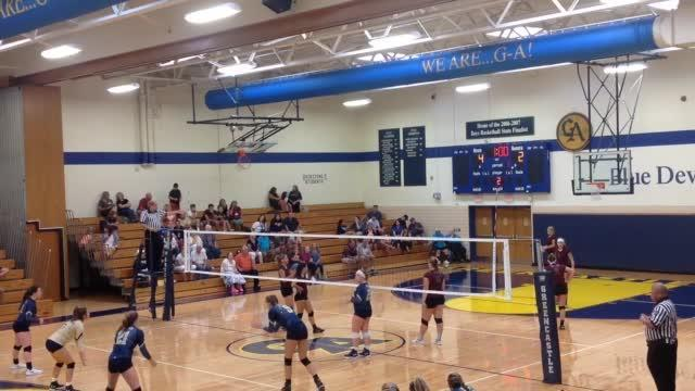 Pennsylvania's Top Girls' Volleyball Hitters in 2023