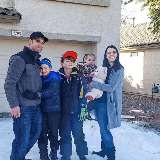 PHOTO: Quinn Walker's mother, father and two brothers were looking forward to a trip to Flagstaff, Arizona, but cardiologists advised against it, mom Sandee Walker told 'Good Morning America.' (Sandee Walker )
