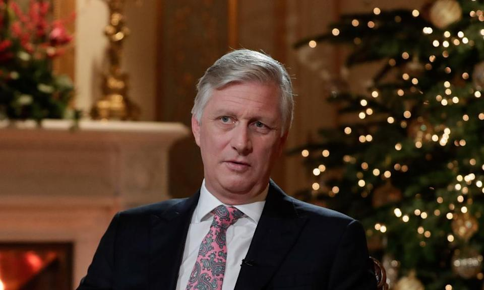 King Philippe helped lobby for Liège to become Alibaba's European hub.