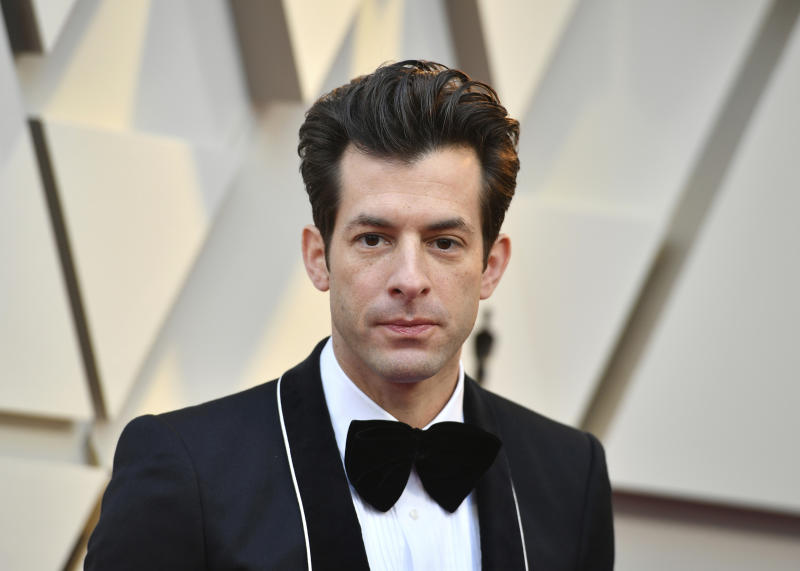 Music Review Mark Ronson