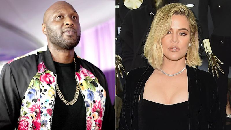 Lamar Odom Says He 'Deeply' Respects Ex-Wife Khloe