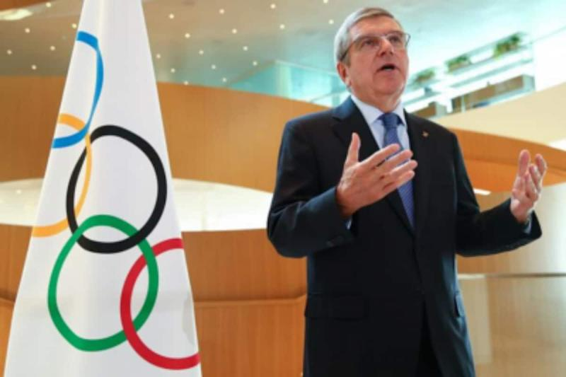 IOC President Thomas Bach Offers Pep Session For Tokyo Games And Talks Up Vaccine