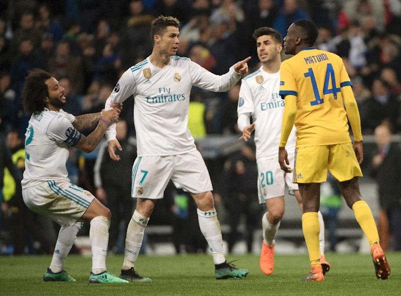 Ronaldo penalty sends Real through after thrilling Juve fightback