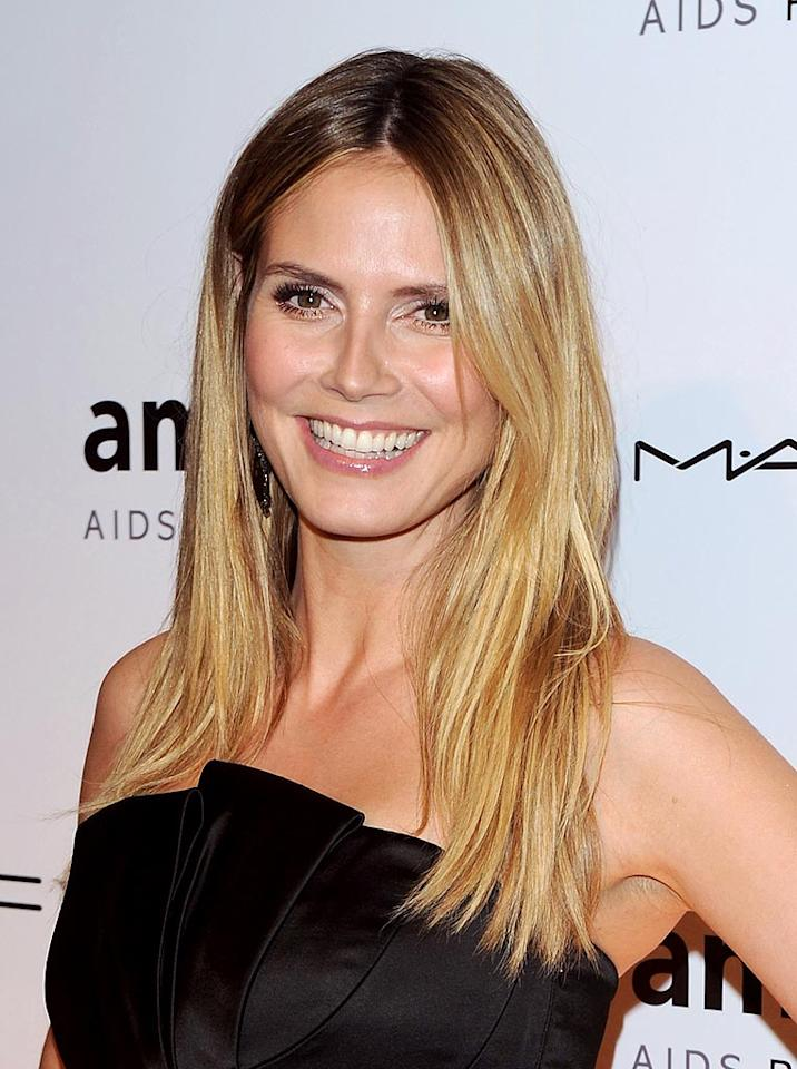 "How does Heidi Klum do it? The ""Project Runway"" host's flawless skin is just one reason the 37-year-old is one of the most beautiful celebs out there ... of any age. Stephen Lovekin/<a href=""http://www.wireimage.com"" target=""new"">WireImage.com</a> - February 10, 2010"
