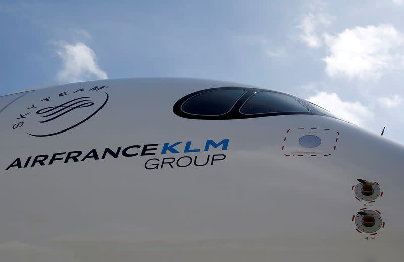 Lufthansa, Air France-KLM shares rise on bailout progress