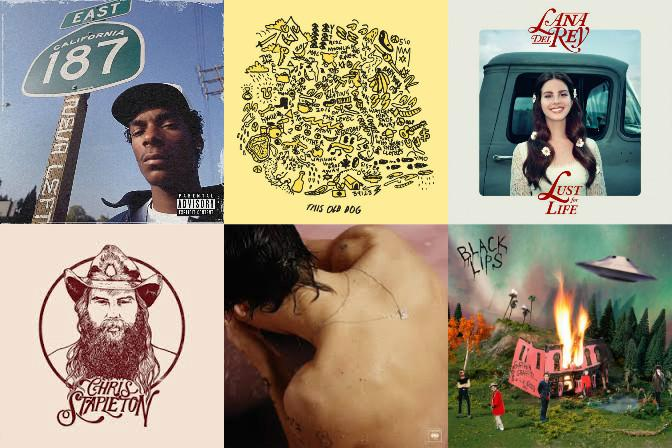 From Harry Styles to Snoop Dogg: 8 May Albums We Can't Wait to Listen To