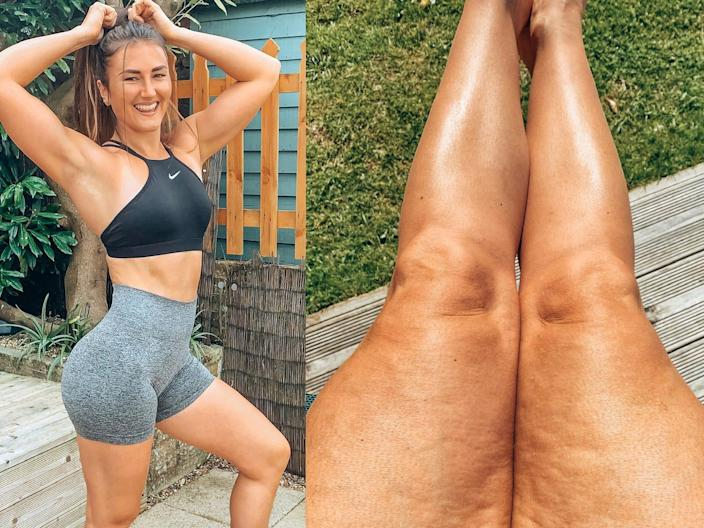 Hayley Madigan is a British trainer and fitness influencer.