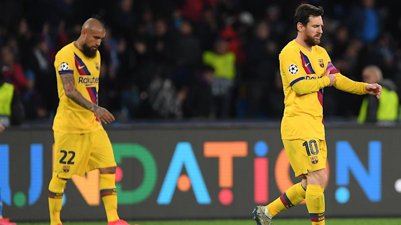 Vidal says Barca's DNA being left behind and LaLiga side require overhaul as Messi eyes exit