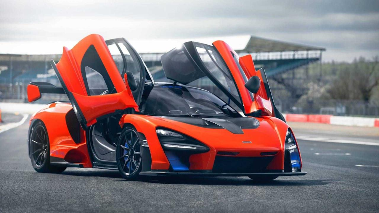 "<p>The McLaren Senna's engine also generates 789 horsepower, but as you can see <em>and</em> hear, the 4.0-liter twin-turbocharged V8 is a completely different animal compared to the Ferrari's V12.</p> <img class=""sizer"" alt=""""/> <iframe width=""560"" height=""315"" frameborder=""0""></iframe> <h2></h2><ul><li><a href=""https://www.motor1.com/news/426429/ferrari-f50-london-supercar-spotting/?utm_campaign=yahoo-feed"">Ferrari F50 With Straight Pipes Sounds Incredible</a></li><br><li><a href=""https://www.motor1.com/news/409219/lexus-lfa-dyno-run-v10-sound/?utm_campaign=yahoo-feed"">Lexus LFA Nurburgring Edition Plays Amazing V10 Sound On Dyno</a></li><br></ul>"
