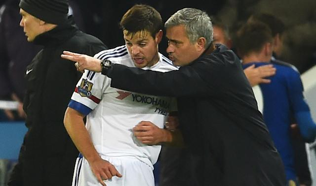 The Portuguese tactician was sent well wishes by his former Blues player despite joining their London rivals