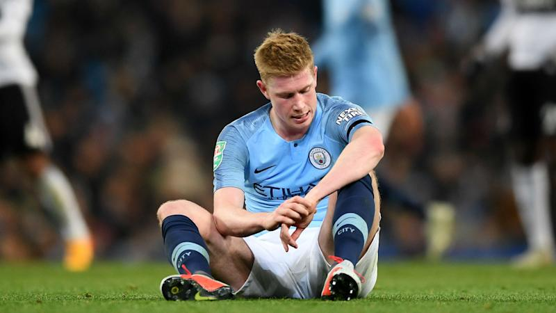 Manchester derby, Champions League, Chelsea - Matches Man City star De Bruyne is set to miss