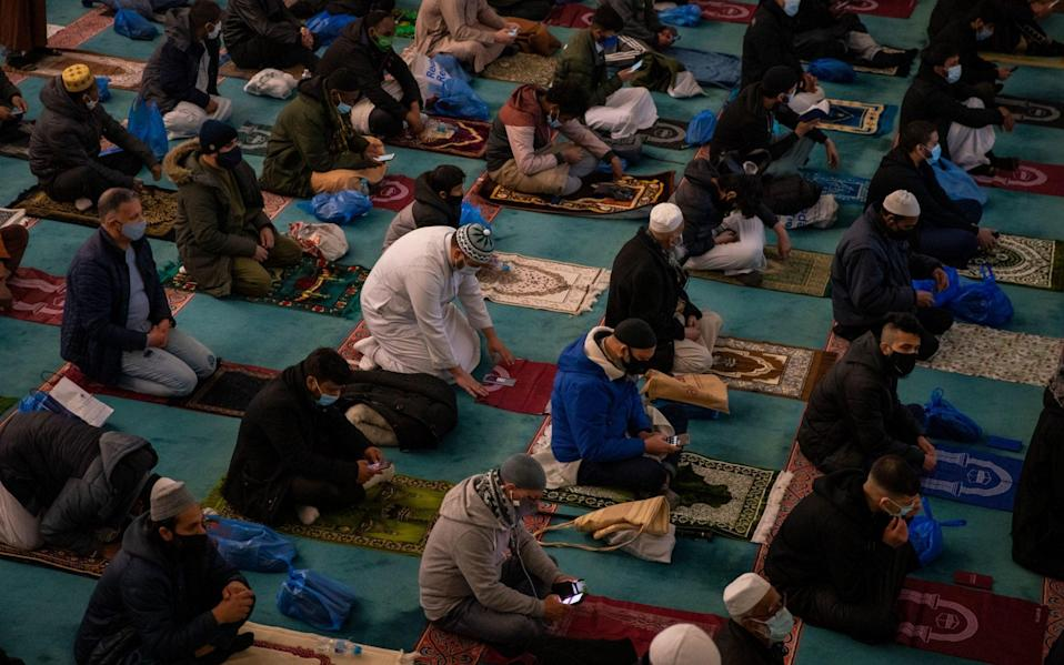 The East London Mosque & London Muslim Centre - Aaron Chown/PA