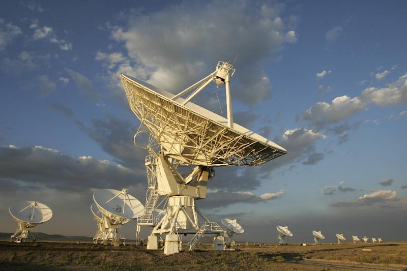 So-called fast radio bursts (FRBs) picked up in 2016 by a multi-antenna radio telescope in New Mexico likely emanated from a dwarf galaxy some three billion light years from Earth