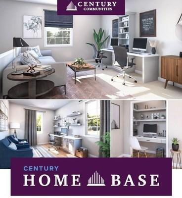 Century Home Base: the ultimate home workspace | Century Communities
