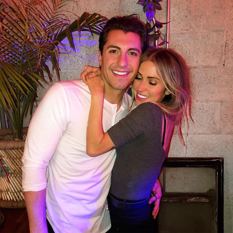 Jason Tartick: The Bachelor's Kaitlyn Bristowe And Jason Tartick