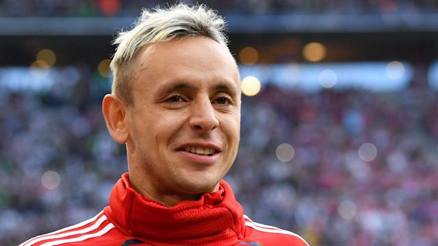 The futures of Franck Ribery and Arjen Robben are major talking points at Bayern Munich but Rafinha's contract is also winding down.