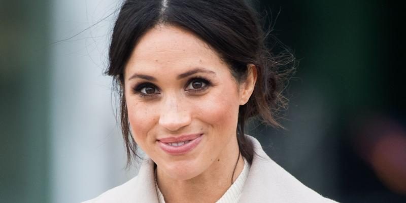 Meghan Markle shares secret blue touch to her wedding dress