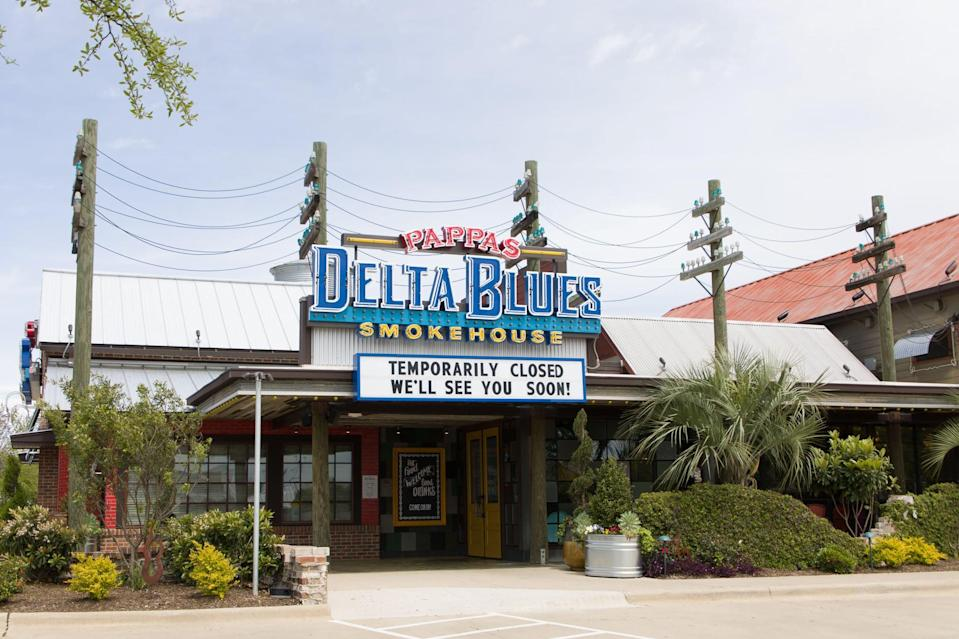 <p>Texas restaurants opened May 1 at 25 percent capacity. On May 22, they will be allowed to increase to 50 percent capacity as long as proper sanitation is still maintained.</p>