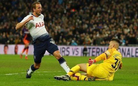 Harry Kane -Tottenham vs Manchester City, player ratings: Who looked like champions and who played like also-rans? - Credit: GETTY IMAGES
